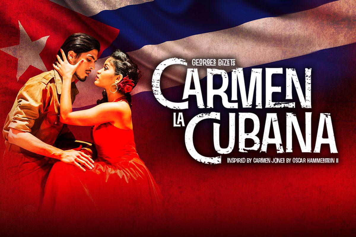 Carmen la Cubana - So haben Sie die meistgespielte Oper der Welt noch nie erlebt!