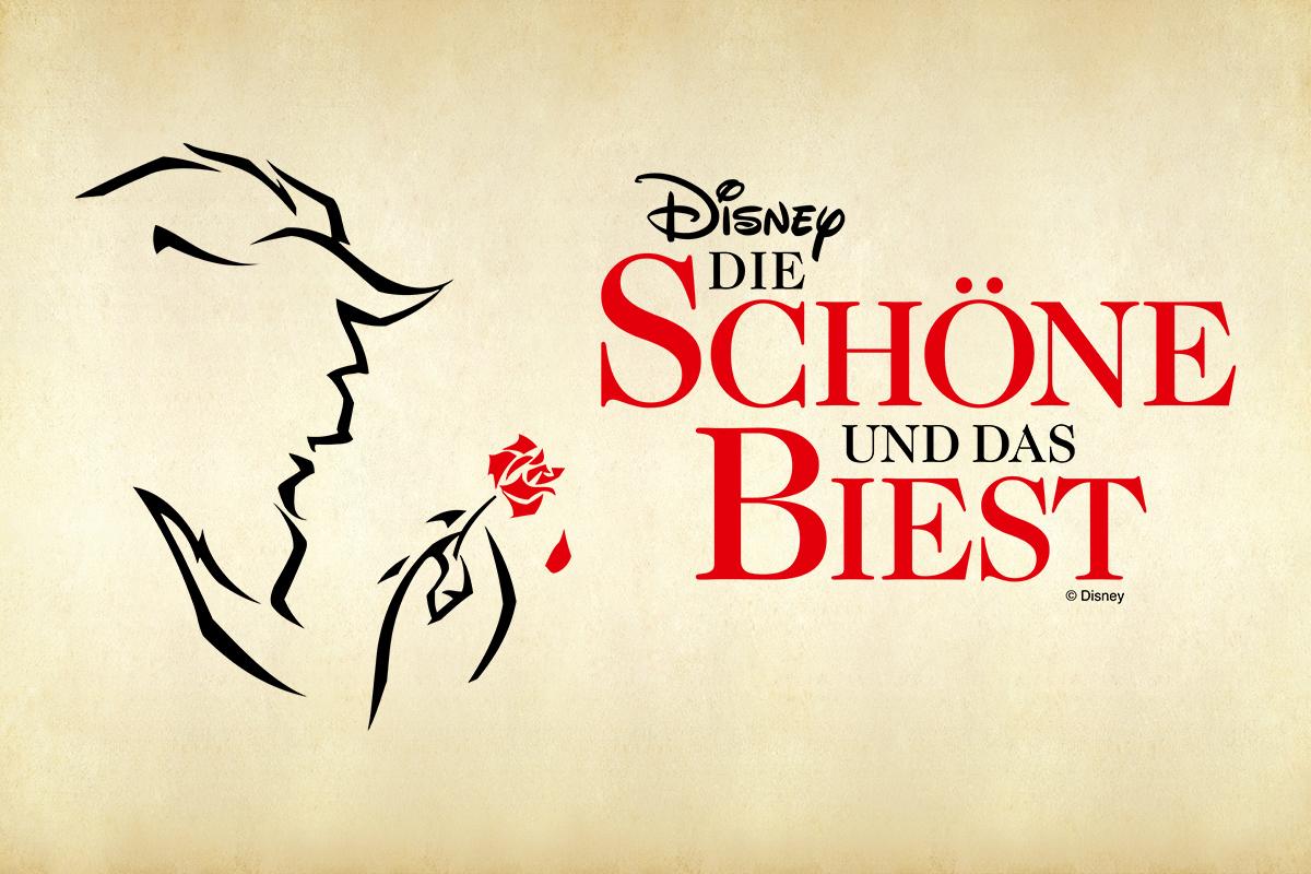 Disney DIE SCHÖNE UND DAS BIEST - Die Original-Musicalfassung