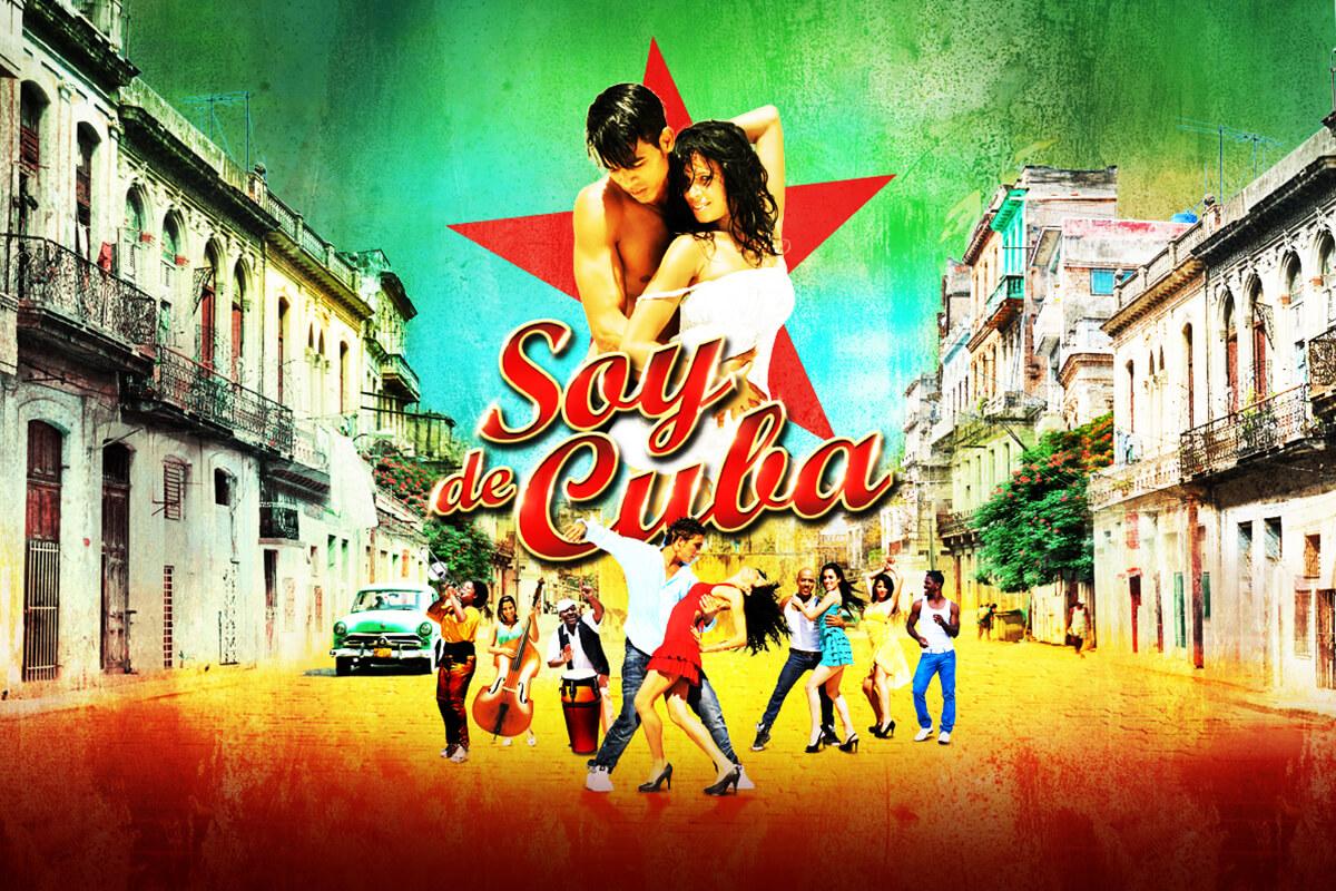 Soy de Cuba - Das kubanische Tanzmusical zurück auf großer Tour