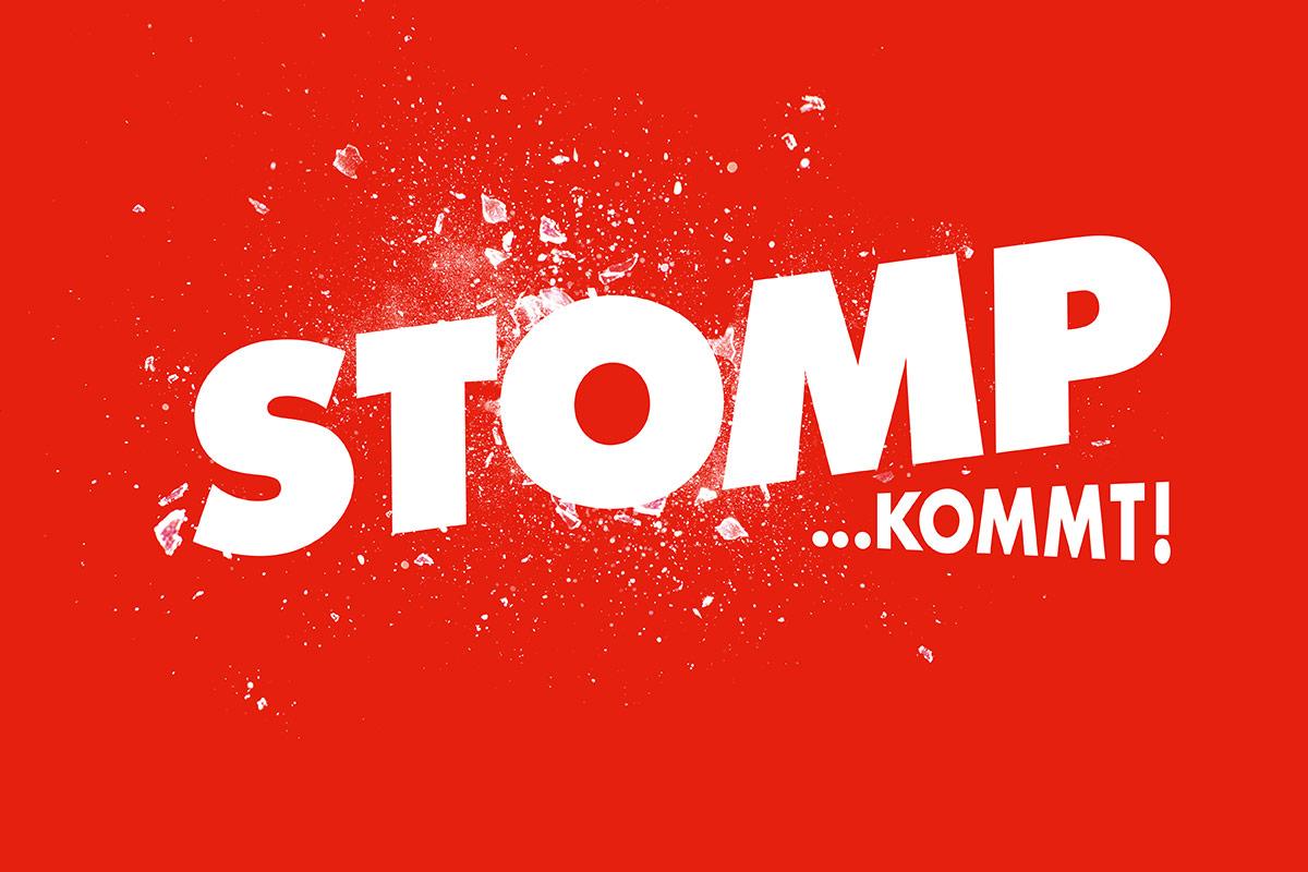 STOMP - STOMP auf Tour 2018!