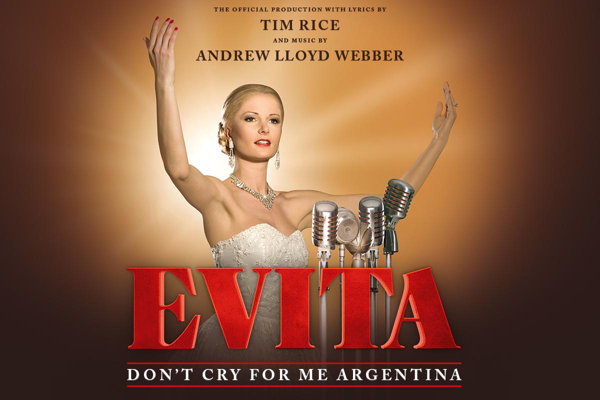 Evita - Die offizielle Produktion von Andrew Lloyd Webber und Tim Rice