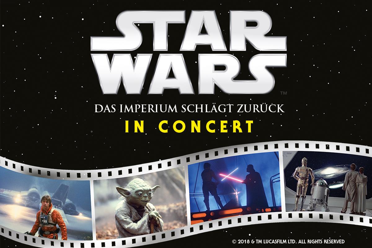 STAR WARS in Concert: Das Imperium schlägt zurück - Der komplette Film mit Live-Orchester