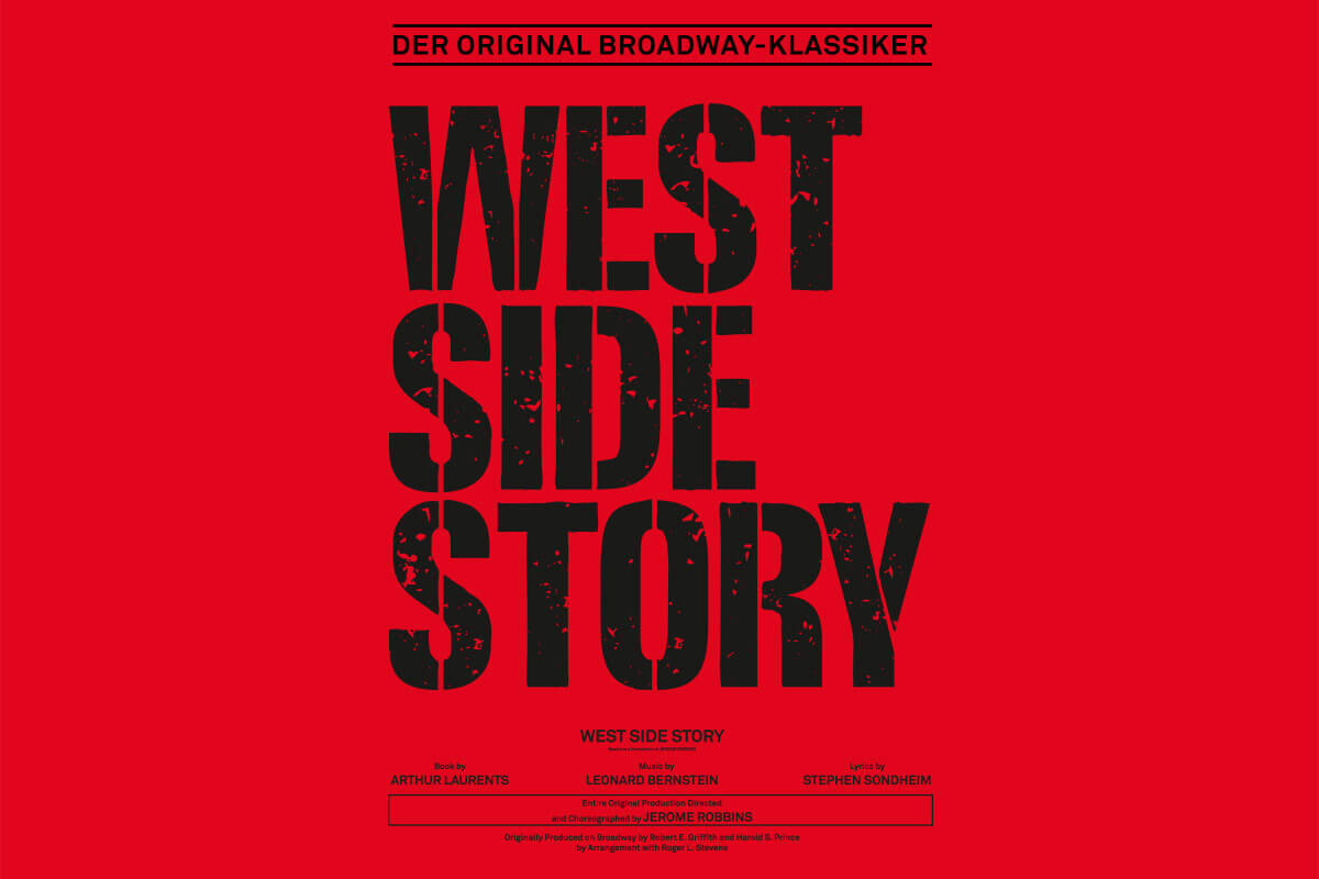 WEST SIDE STORY - No. 1 Greatest Musical of All Time THE TIMES