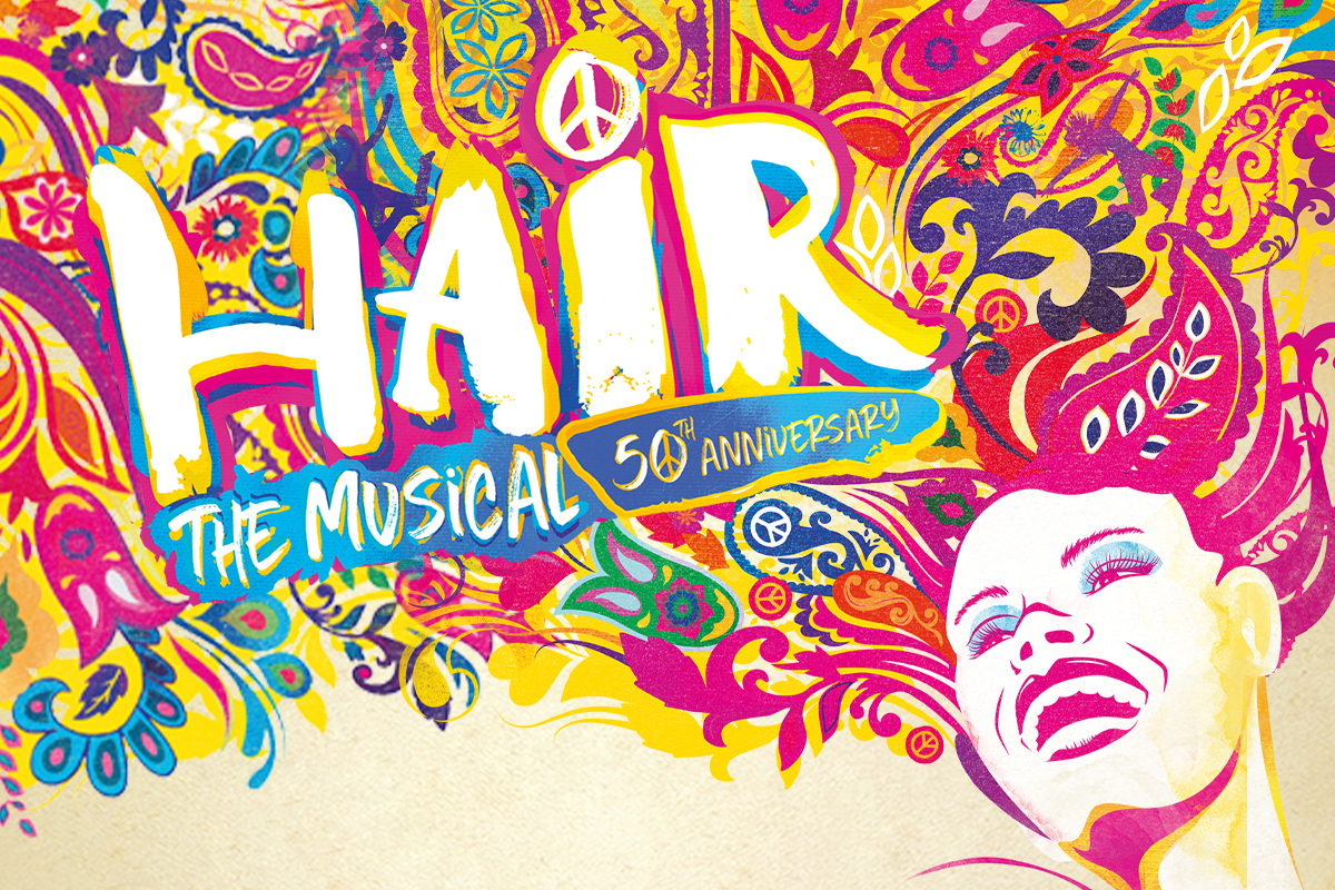 HAIR – The Musical - Die gefeierte Jubiläums-Produktion