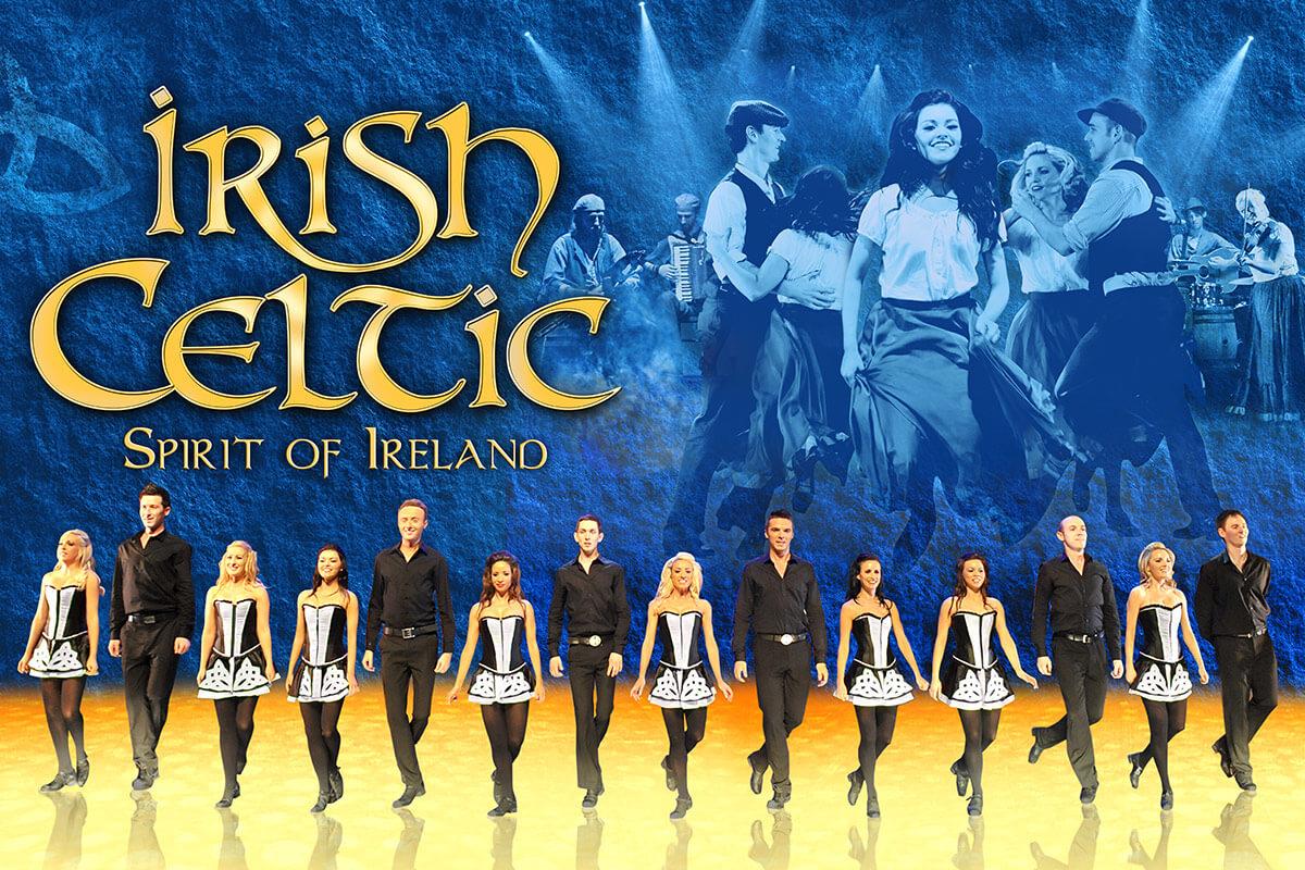 Irish Celtic - Mitreißend und mystisch, eine Reise in die Seele Irlands!