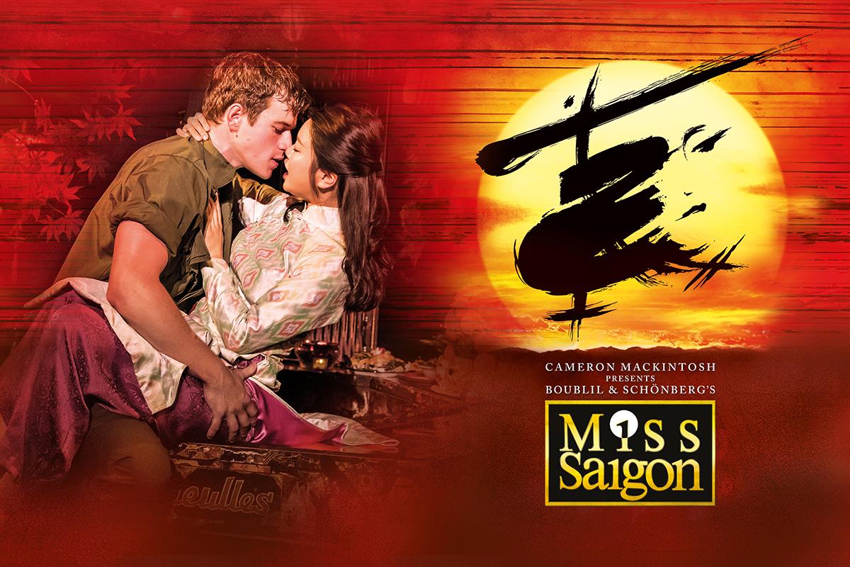 Miss Saigon - Das englischsprachige Original zum ersten Mal in Deutschland