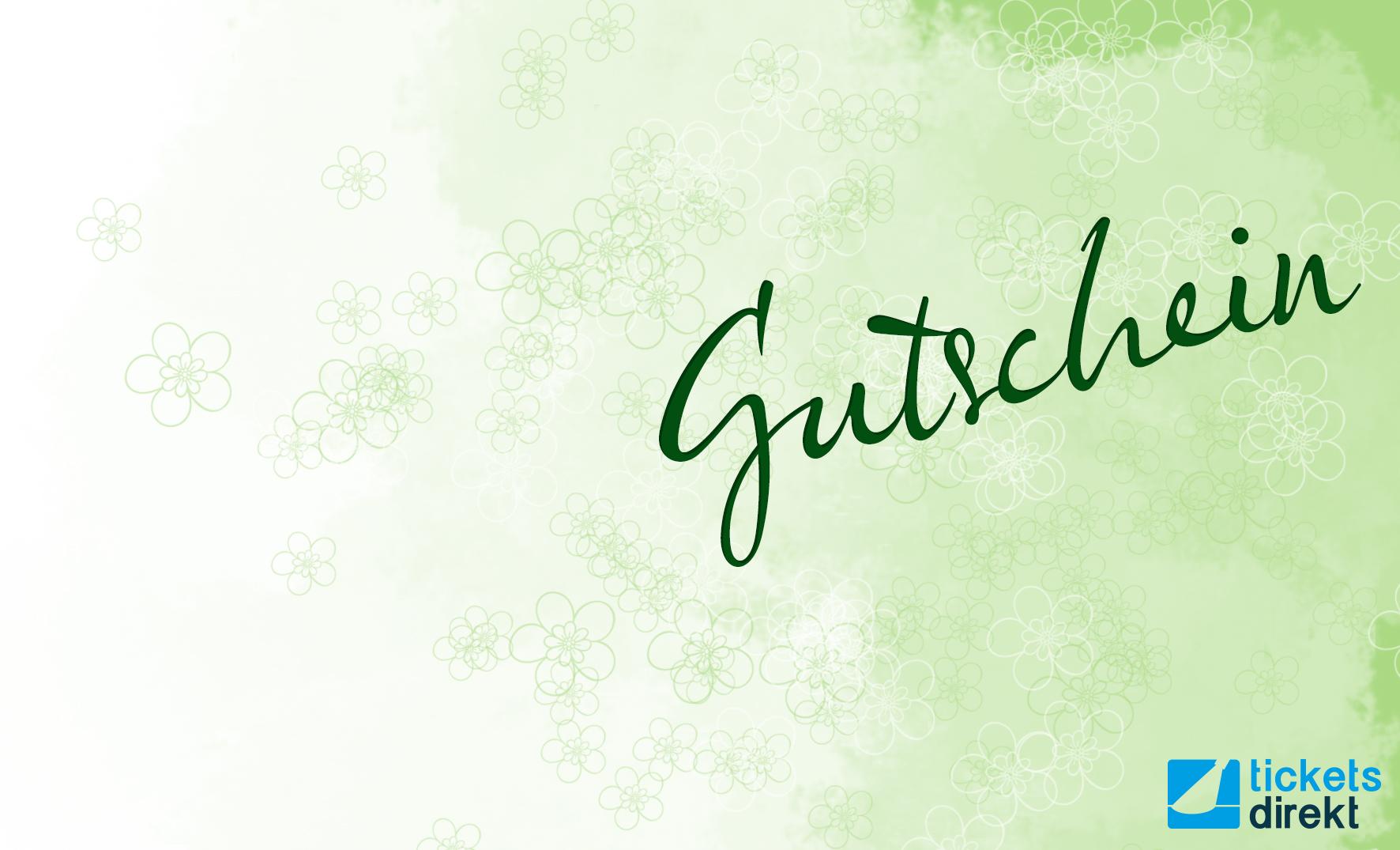 Geschenkgutschein - Das ideale Präsent für jeden Anlass