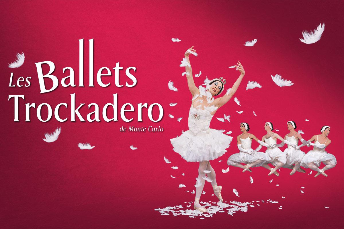 Les Ballets Trockadero de Monte Carlo - Die außergewöhnlichste und witzigste Ballettcompagnie der Welt