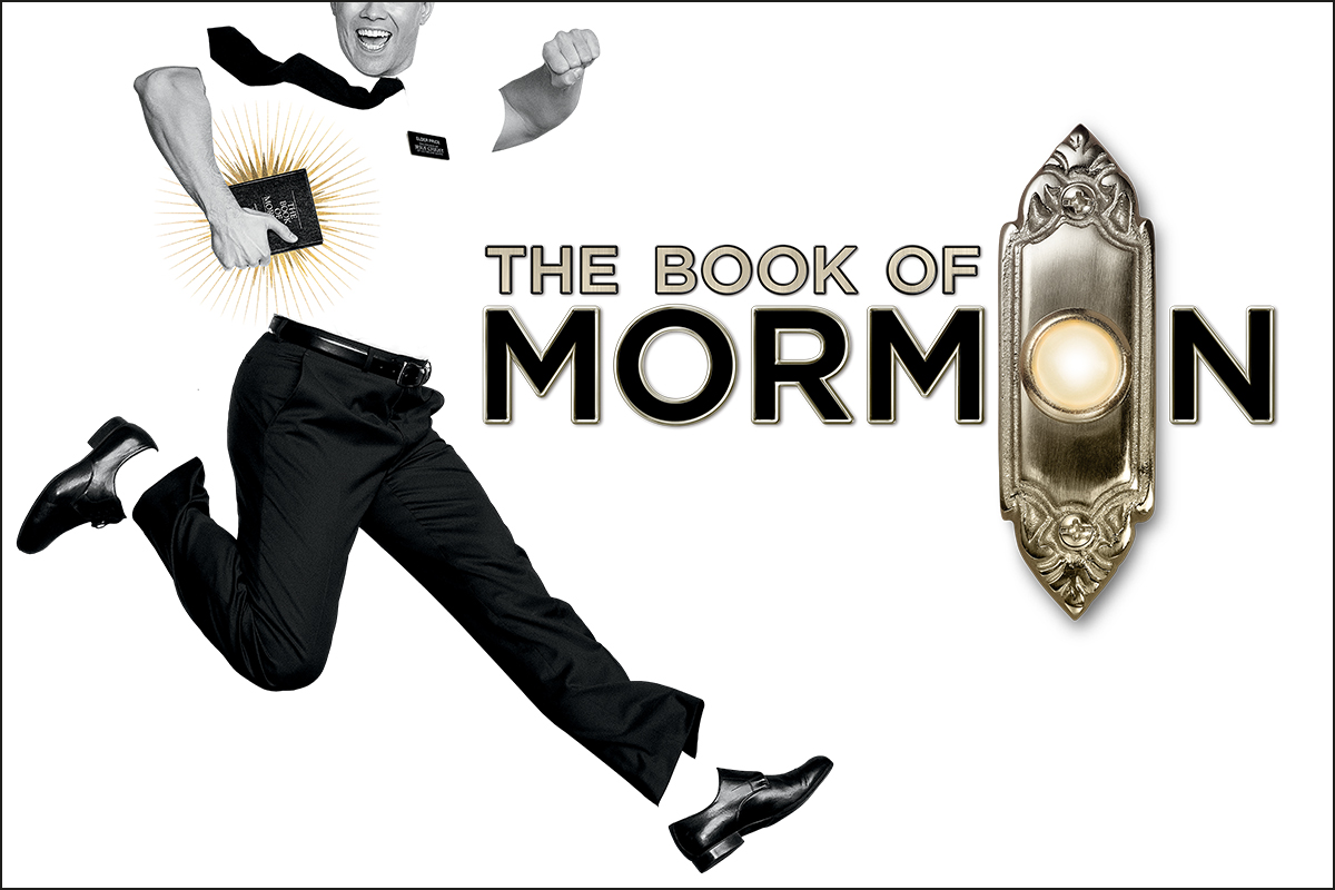 "The Book of Mormon - ""It's hilarious. God have mercy upon my soul."" Sunday Telegraph"