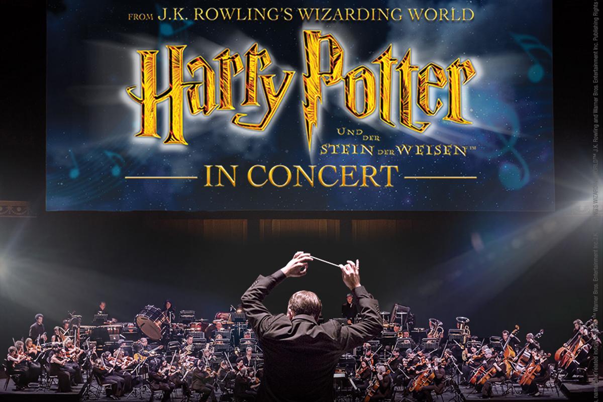 Harry Potter und der Stein der Weisen - in Concert - Der Kinofilm mit großem Orchester