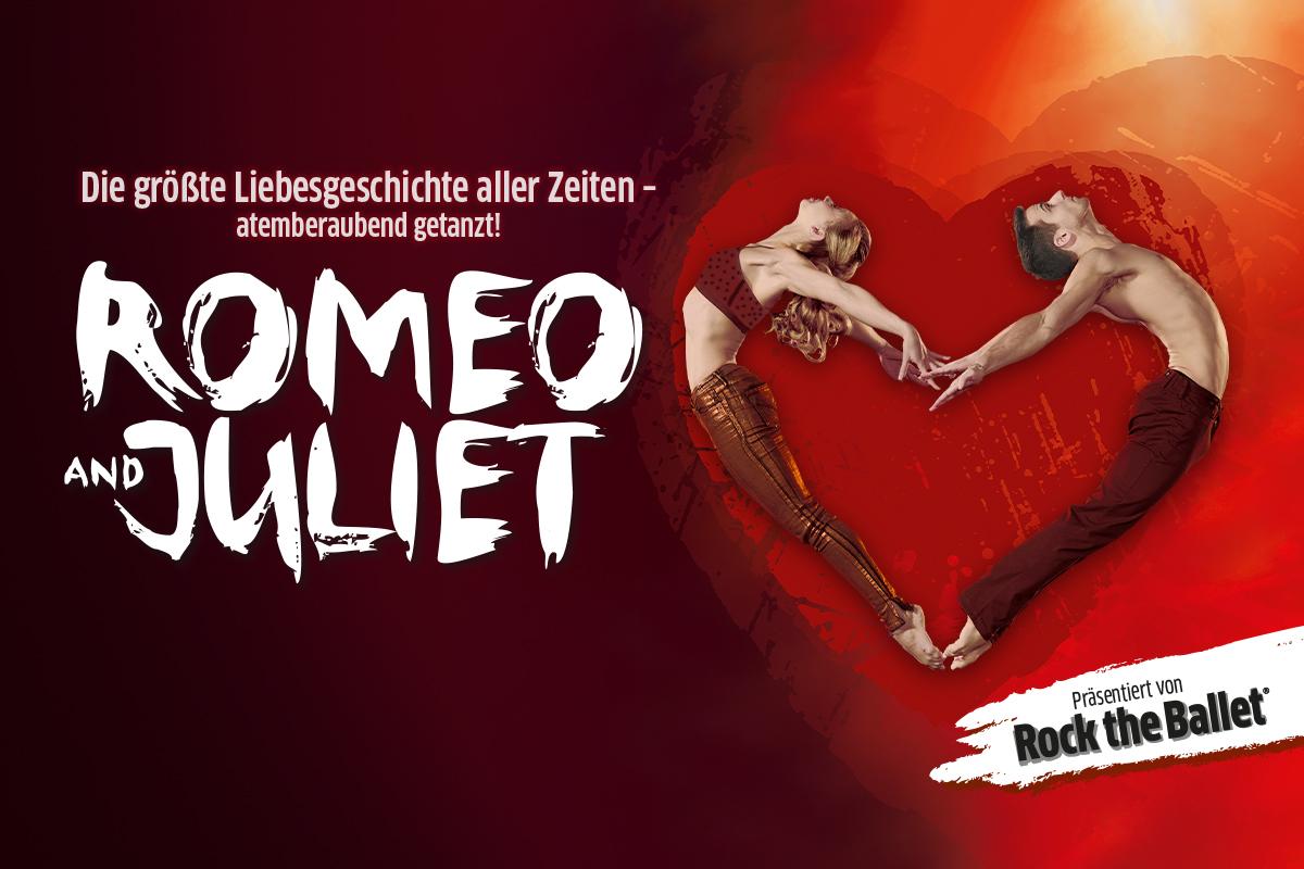ROMEO AND JULIET - Die größte Liebesgeschichte der Welt – atemberaubend getanzt