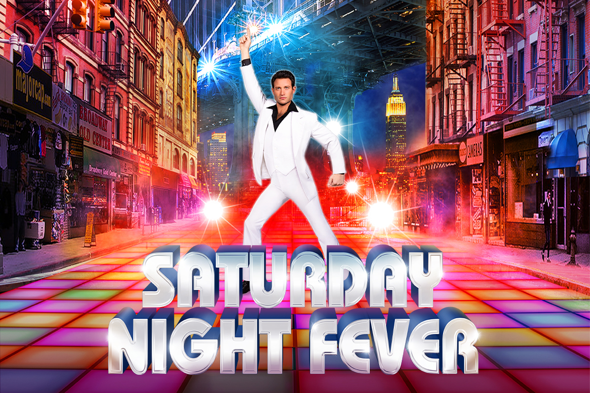 Saturday Night Fever - Das Kultmusical der Disco-Ära