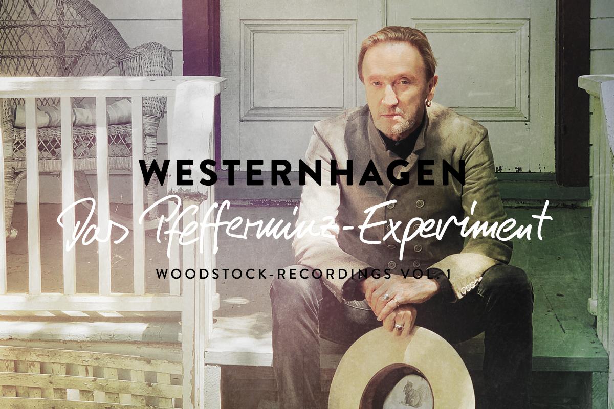 Marius Müller-Westernhagen - Die Neuinterpretation des Pfefferminz-Albums