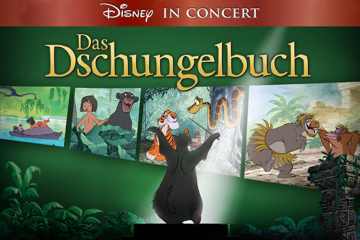 Das Dschungelbuch - Disney in Concert