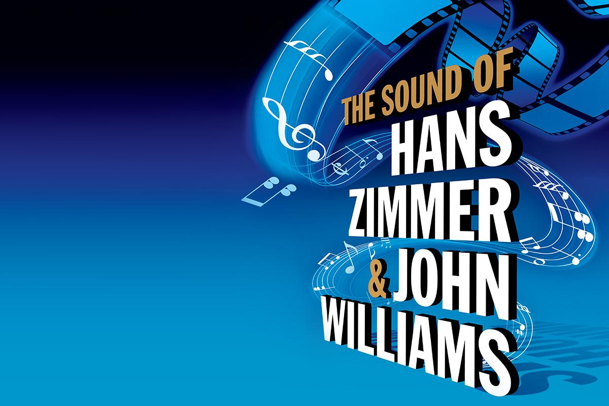 The Sound Of Hans Zimmer & John Williams - Musik aus Harry Potter, Fluch der Karibik, Star Wars, The Dark Knight, Schindlers Liste, Gladiator, Jurassic Park u.v.a.