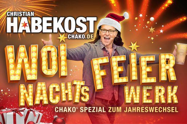 Christian CHAKO Habekost - WoiNachtsFeierWerk