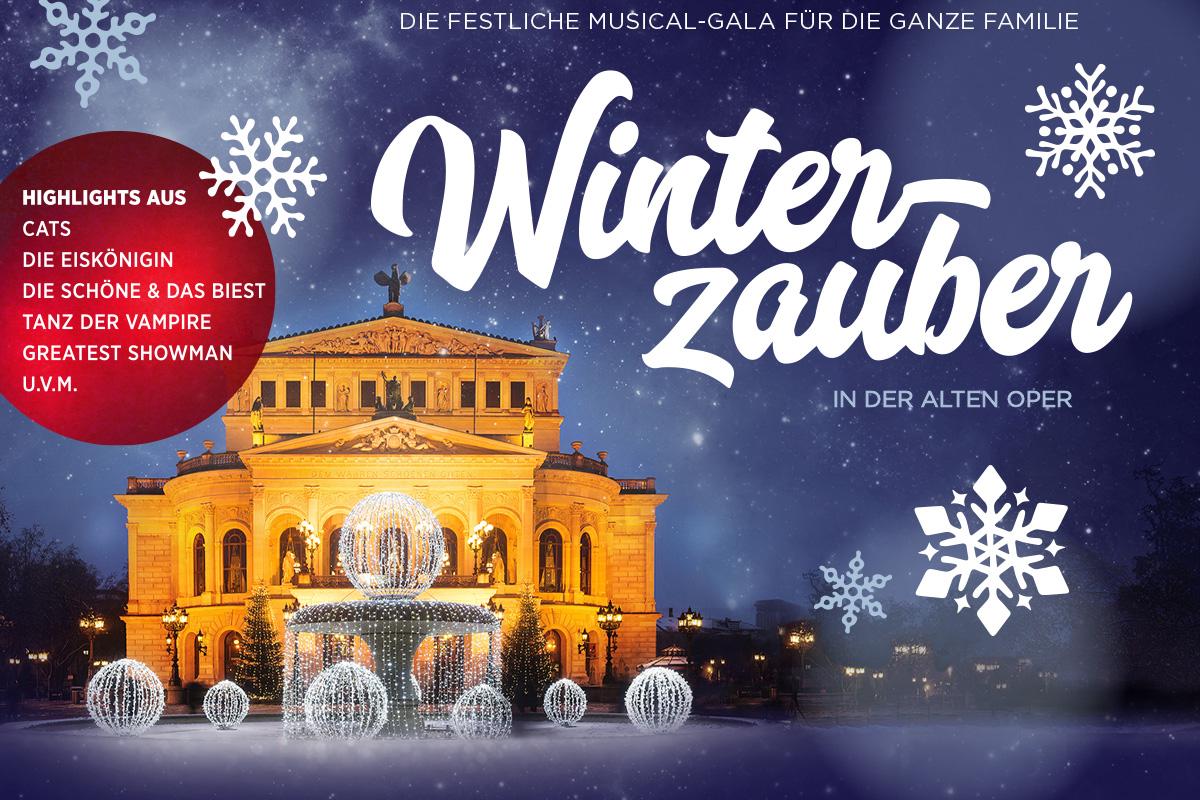 Winterzauber - Festliche Musical-Gala für die ganze Familie